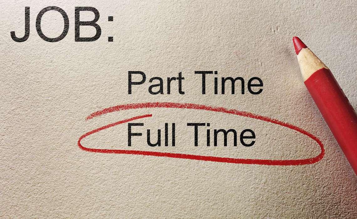 full-time